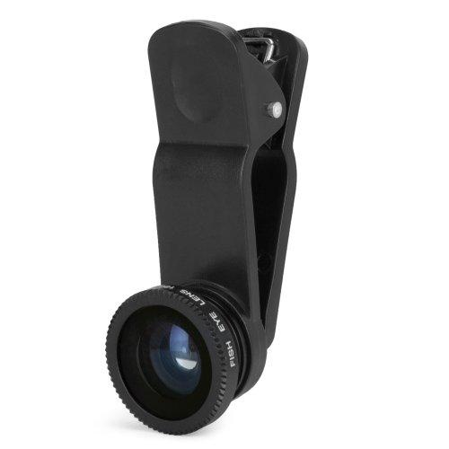 HTC Desire 510 Smart Gadget, BoxWave [SmartyLens - Clip] Clip On Photo Enhancement Lens for HTC Desire 510 by BoxWave