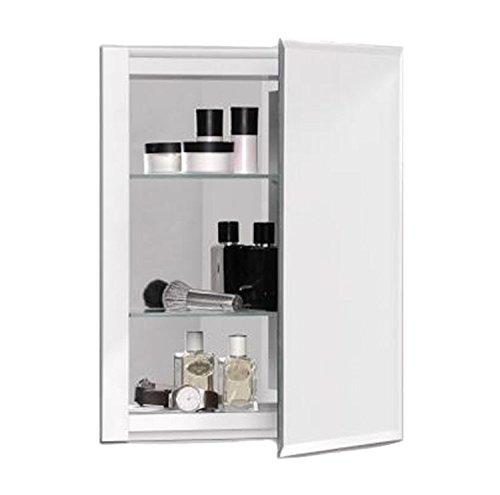 Robern CB-RC1620D4FB1  R3-Series Bevel Mirror Medicine Cabinet