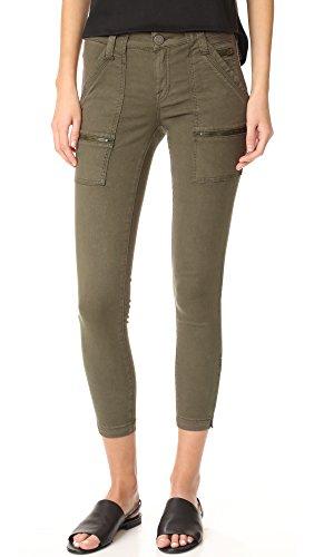 Zip Pocket Cargo Jeans - 8