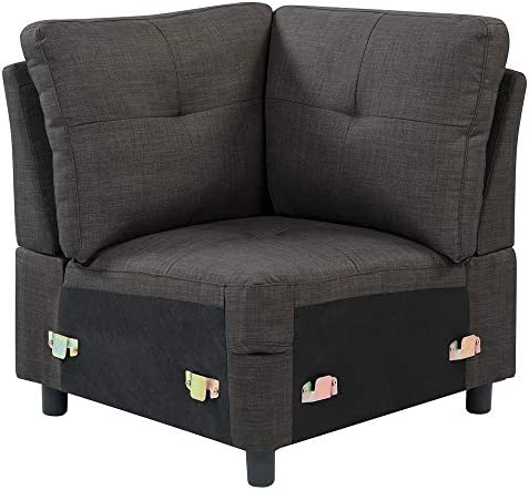 Deal of the week: DAZONE Corner Sectional Sofa Chair