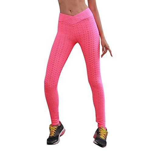 Limsea 2019 Women V Hight Waist Yoga Fitness Leggings Running Power Flex Stretch Sports Pants Trouser Workout -