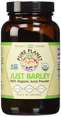 Just Barley Pure Planet Products 80 g (Pure Planet Green)
