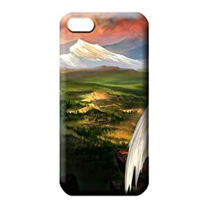 iphone 5c mobile phone covers Cases Shock-dirt Back Covers Snap On Cases For phone white dragon