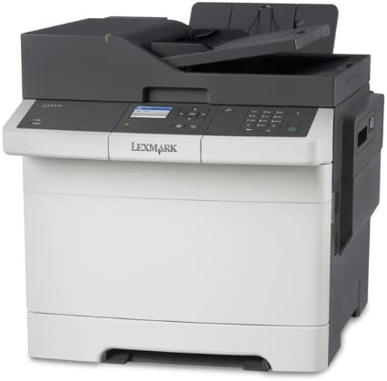 Lexmark CX310N Imprimante Multifonction Scanner, copieur, imprimante, 1200 x 1200 dpi, USB 2.0