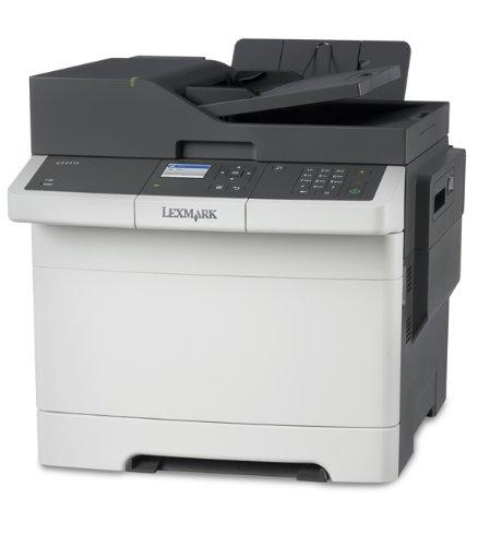 Lexmark CX310dn Laser 23 ppm 1200 x 1200 dpi A4 - Impresora multifunción (Laser, Impresión a Color, 1200 x 1200 dpi, 251 Hojas, A4, Negro, Gris)