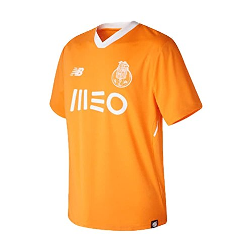 fan products of New Balance FC Porto AWAY SS JERSEY [Flame Orange] (L)