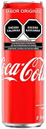 Coca-Cola Original, 12 Pack - 355 ml/lata