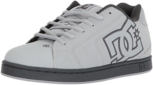 Dc Gry Shoes Sneaker Net Gray Men's Low Top Whtxssw11 5 LjUVqSzMpG