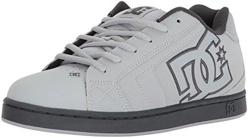 De Chaussures Homme Dc Pour Sport blanc Net Gris vPx66Sn