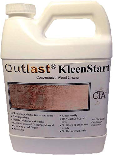 Outlast Kleenstart Concentrated Wood Cleaner One Gallon