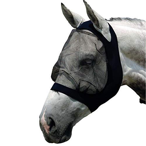 Roma Stretch Eye Saver (Pony) (Black) ()