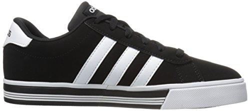 Uomo Performance Daily Sneaker Bianco Nero Da Team Adidas qXw45f1