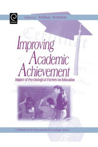 Improving Academic Achievement: Impact of Psychological Factors on Education (Educational Psychology)