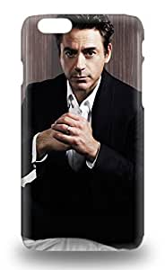 Awesome 3D PC Case Cover Iphone 6 Defender 3D PC Case Cover Robert Downey Jr American Male Chaplin ( Custom Picture iPhone 6, iPhone 6 PLUS, iPhone 5, iPhone 5S, iPhone 5C, iPhone 4, iPhone 4S,Galaxy S6,Galaxy S5,Galaxy S4,Galaxy S3,Note 3,iPad Mini-Mini 2,iPad Air )