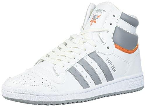 adidas Mens Top Ten HI Fashion Sneaker