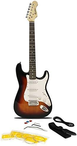 Technote ST1-SB - Guitarra eléctrica (tipo sunburst): Amazon.es ...