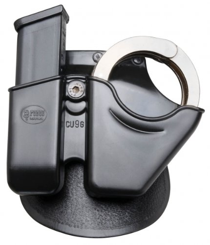 Fobus Roto Paddle CU9GRP Handcuff / Mag Combo - Glock / H&K