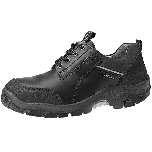 Abeba 2156-50 Anatom Chaussures de sécurité bas Taille 50 Noir