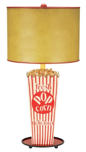 Sterling Home 84-026 Movie Snack Table Lamp by Sterling Home