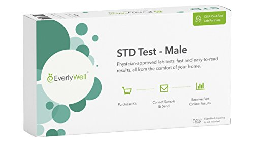 - EverlyWell STD Test (Male)