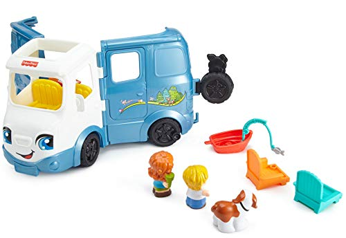 41rxR8wRz2L - Fisher-Price Little People Songs & Sounds Camper