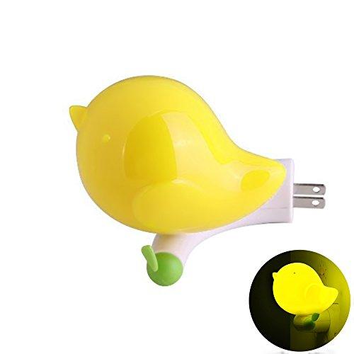 niceEshop Bird Night Light Sensor product image