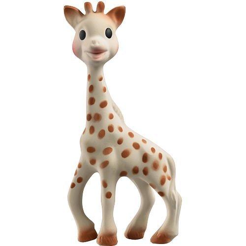 Vulli Sophie The Giraffe Teether, Brown/White by Vulli