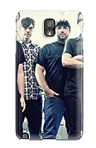 New Style ThomasSFletcher Jimmy Eat World Premium Tpu Cover Case For Galaxy Note 3