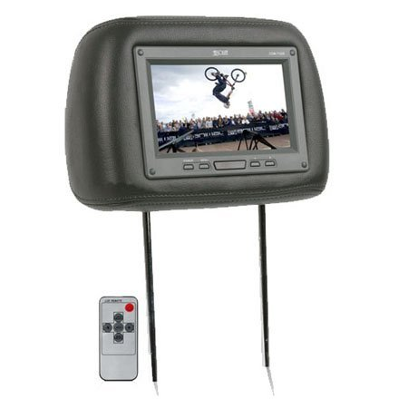 Absolute COM-710IRG 7.5- Inches TFT LCD Monitor with Built in IR Transmitter and Remote Control (Grey)
