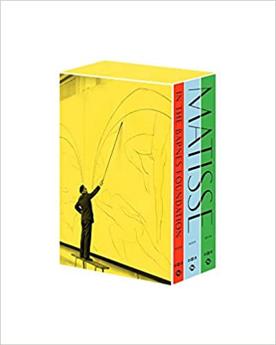 Matisse in the Barnes foundation : 3 volumes