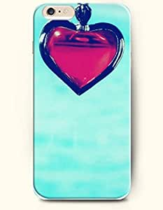 OOFIT Apple iPhone 6 Case 4.7 Inches - Love and Scent Bottle