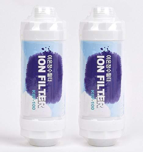WG Tech ION FILTER KBF-100 Bidet Water Filter Set of - Waters Wg