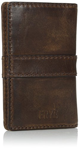 Bifold Men's FRYE Dark Oliver Brown Wallet Men's Bifold Wallet Oliver FRYE Dark a4tCdnXxqw