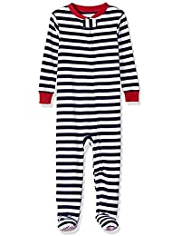Toddler and Baby Zip-Front Footed Sleeper