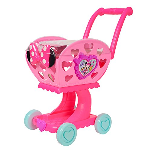 Just Play 88387 Minnie's Happy Helpers 2-in-1 Shopping