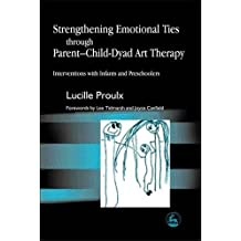 Strengthening Emotional Ties through Parent-Child-Dyad Art Therapy: Interventions with Infants and Preschoolers