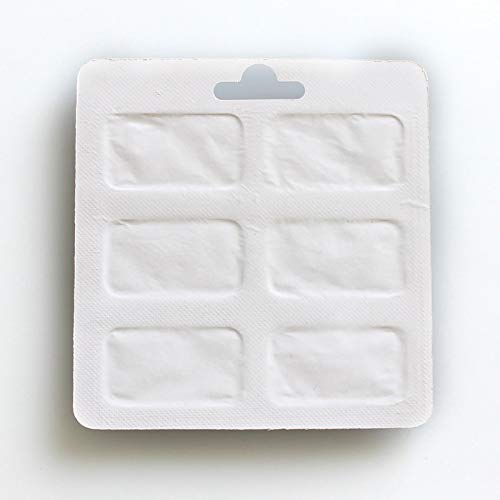 ANJUYA Hand Vacuum Cleaner Accessories Fragrance Tablets Jasmine Vacuum Filter