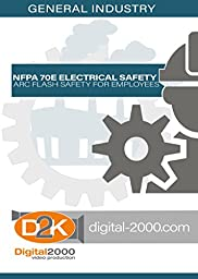 NFPA 70E Electrical Safety - Arc Flash Safety For Employees Safety Training DVD