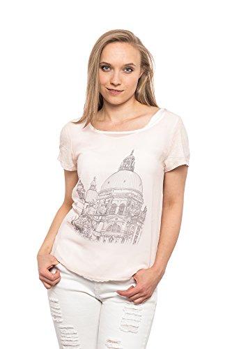 remata Made camisetas mujer Italy Nina colores Transici In para Varios Abbino gXExOqw5g