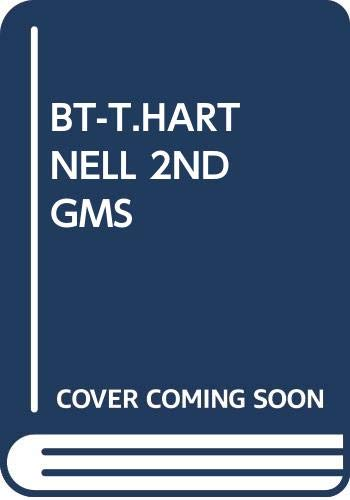 Tim Hartnell's Second Giant Book of Computer Games : Over 40 All-New Games 4 Most Popular Microcomputers That Use Basic
