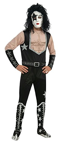 Kiss Starchild Costumes (The Starchild Costume - Medium - Chest Size 40-42)