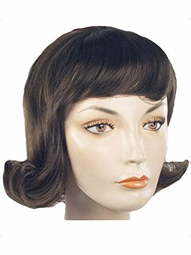 Women's Stone Age Betty Costume Wig (Betty Rubble Costume)