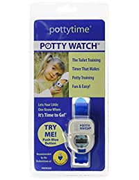 Potty Time Potty Watch - Blue BOBEBE Online Baby Store From New York to Miami and Los Angeles