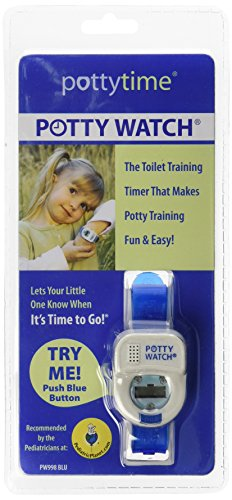 Potty Time Potty Watch - Blue