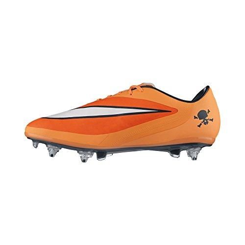 Nike Hypervenom Phatal FG, Scarpe da Calcio da Uomo rosso - Crimson/Wht/Org