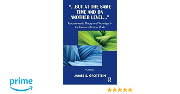James grotstein psychoanalysis and sexuality