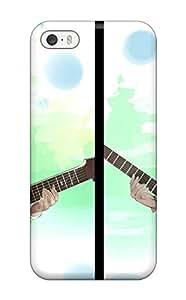 Kevin Charlie Albright's Shop 1999380K708917744 brunettes pinkguitars Anime Pop Culture Hard Plastic iPhone 5/5s cases