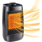 Automatic rotating space heater, indoor personal heater-E3