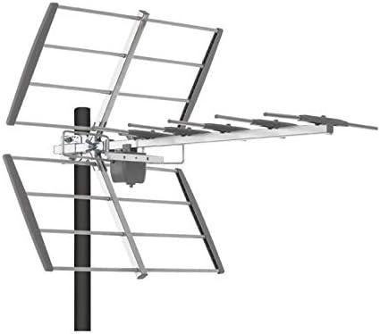 Antena TDT-UHF LTE 4G (C21-60) 12dB DAT-4521: Amazon.es ...