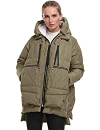 Women's Winter Down Jackets Long Down Coats Warm Parka...